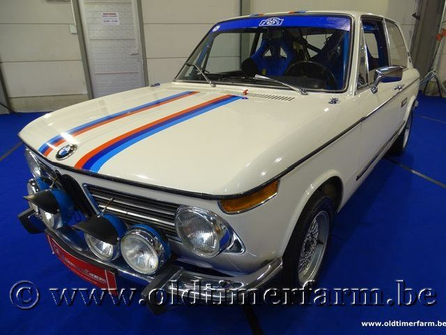 BMW 2000Tii Touring