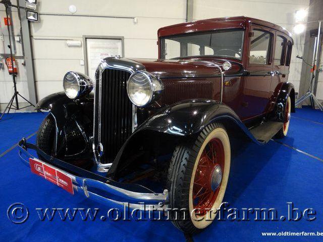 Chrysler CM '31