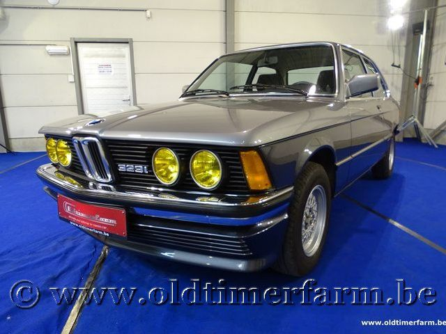 "BMW 323i E21 ""Run Out"" '82"