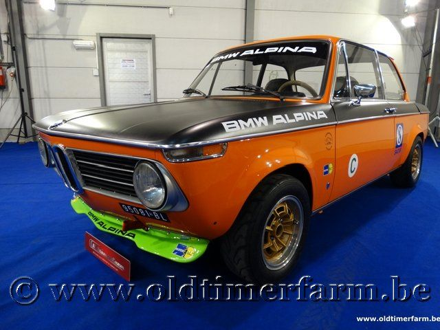 BMW 2002 Alpina Look