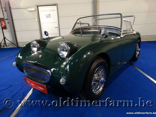 austin healey sprite frogeye mk1 39 59 1959 vendue ch1454. Black Bedroom Furniture Sets. Home Design Ideas