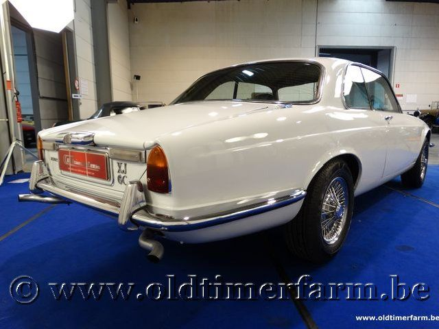 Jaguar XJ6C 4.2 Series 2