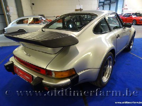 Porsche 911-930 3.3 Turbo Grey