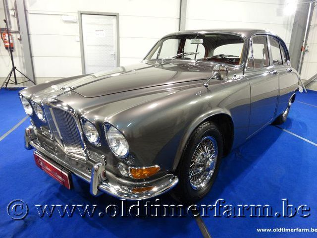 Jaguar 420 Grey '64