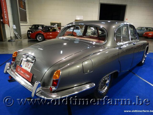 Jaguar 420 Grey '67 (1967)