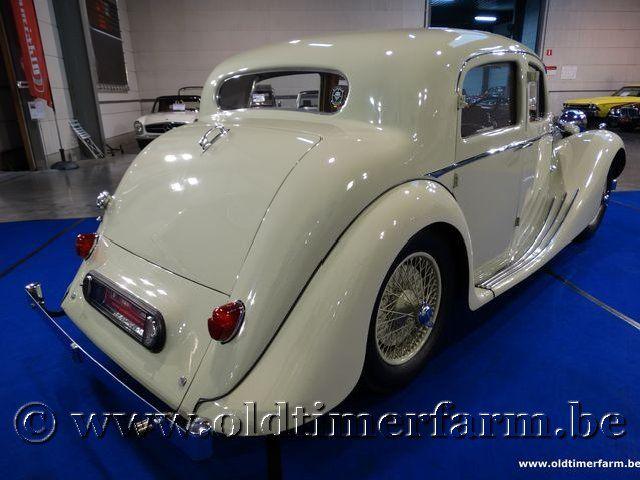Jaguar MK IV 1 ½ Litre
