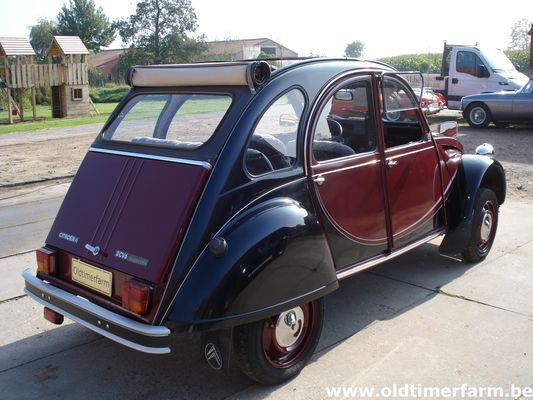 Citroën 2 CV Charleston (1982)