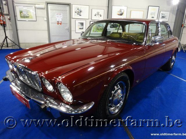 Jaguar XJ6 4.2 Series 2 '78