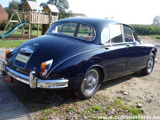 Jaguar MK2 3.8 (1963)
