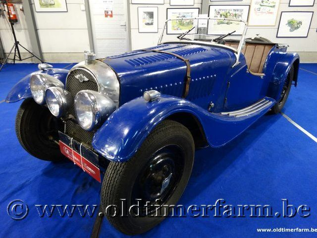 Morgan 4/4 2 Seater '37