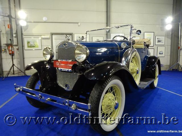 Ford A Roadster Deluxe '31
