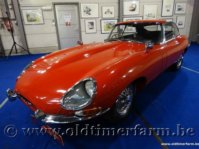 Jaguar E-Type 4.2 Series 1 FHC '65