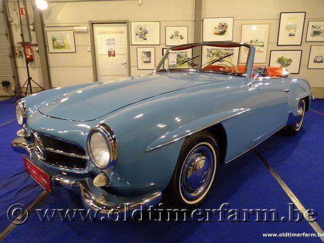 Mercedes-Benz 190SL '60