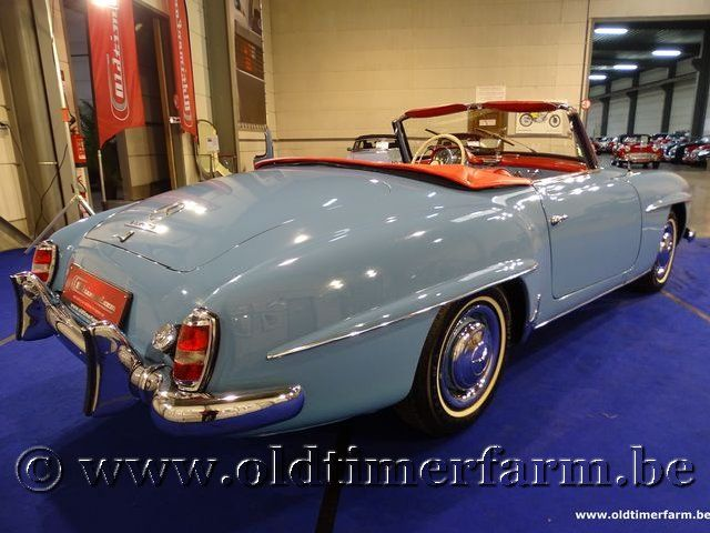 Mercedes-Benz 190SL '60 (1960)