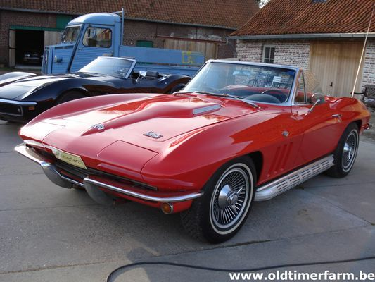 Chevrolet Corvette C2 Sting Ray (1966)