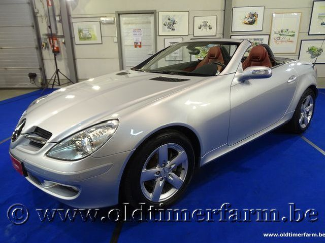 Mercedes-Benz SLK 200 Kompressor 2005
