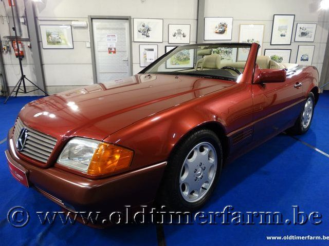 Mercedes-Benz 500SL R129 '92