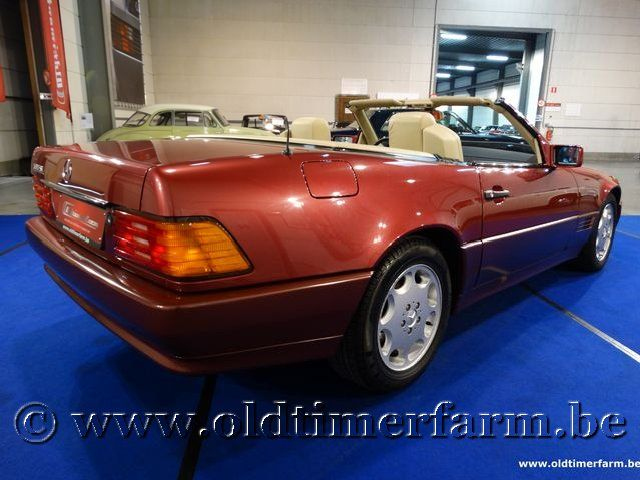 Mercedes-Benz 500SL R129