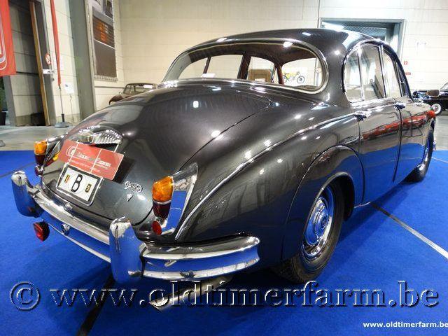 Daimler 2500 V8 Saloon