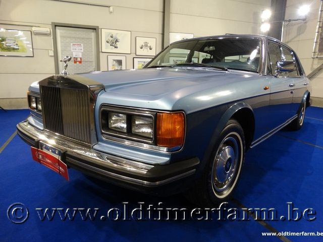 Rolls Royce Silver Spur '85