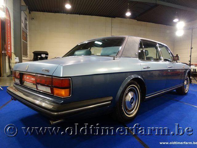 Rolls Royce Silver Spur '85 (1985)