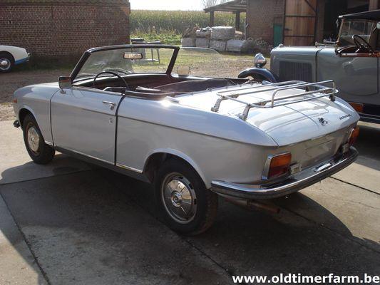 Peugeot 304S cabriolet (1972)