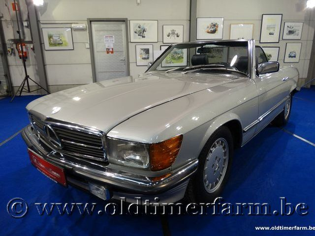 Mercedes-Benz 280SL '81