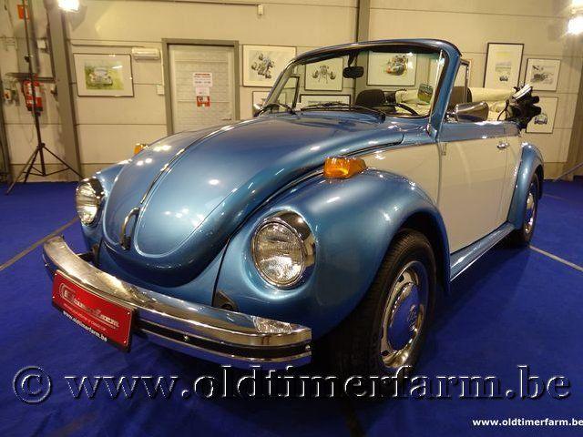Volkswagen 1303 Kever Cabrio '74