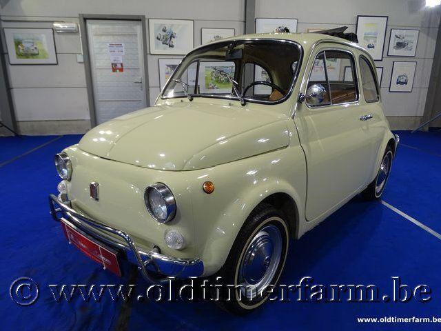 Fiat 500L Beige