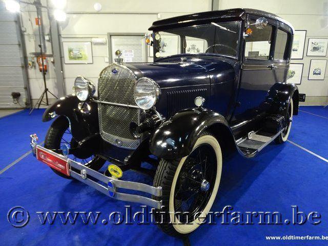 Ford A Tudor '28