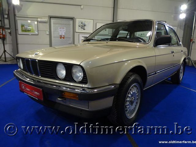 BMW 325e '86
