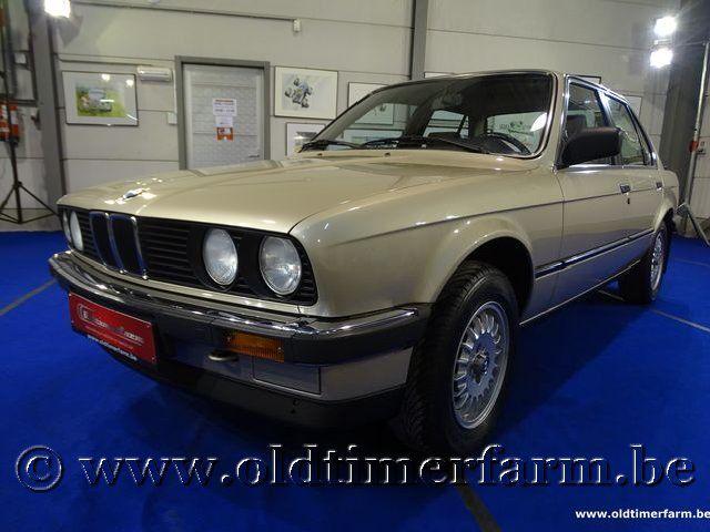BMW 325e '86