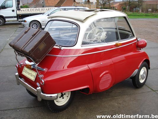 BMW Isetta (1959)