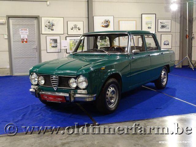 Alfa Romeo Giulia 1300 Super '72