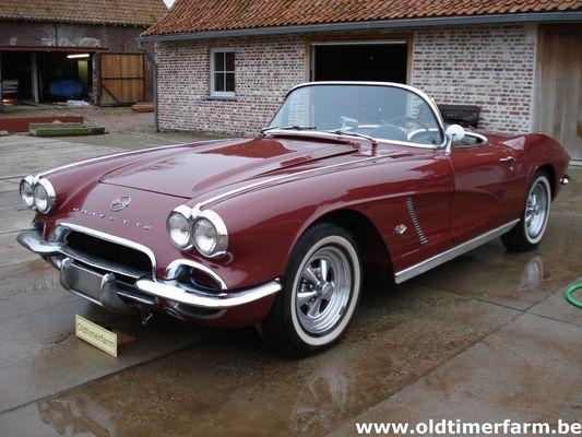 Chevrolet Corvette C1 (1962)