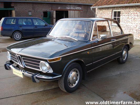 BMW 2002 (1971)