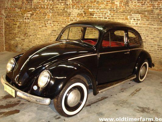 Volkswagen Kever 1200 (1957)