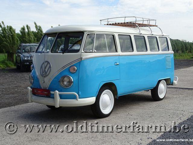 Volkswagen T1 Kombi '74