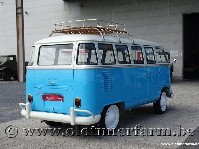 Volkswagen T1 Kombi '74 (1974)