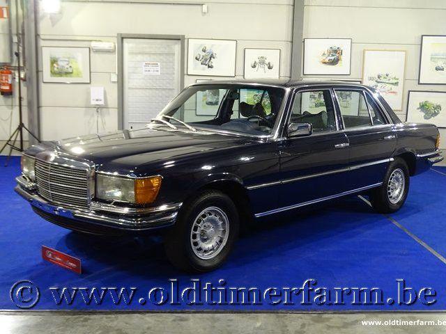 Mercedes-Benz 450SE W116 '73