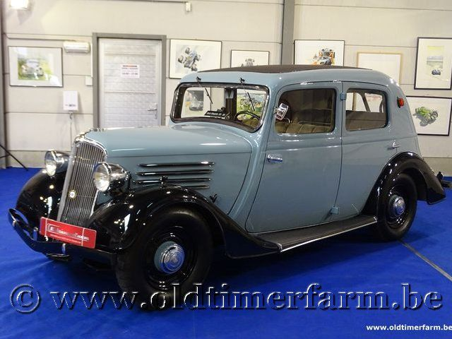 Renault Monaquatre '35