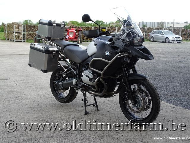 BMW R 1200 GS Adventure 2012 (2012)