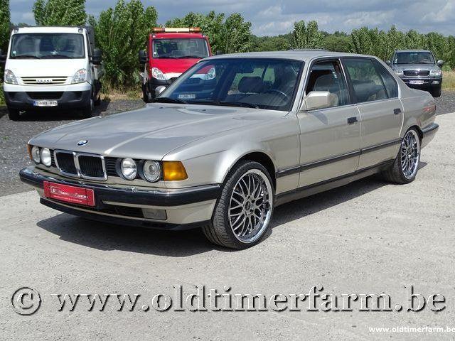 BMW 750iL \'87 (1987) sold - CH5724