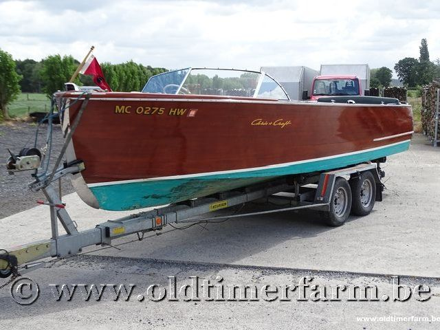 Chris-Craft 22' Deluxe Sportsman '54