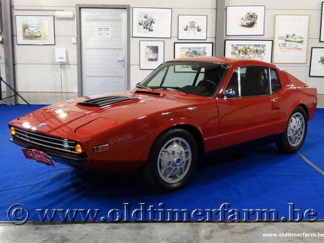 Saab Sonett III '70 (1970)