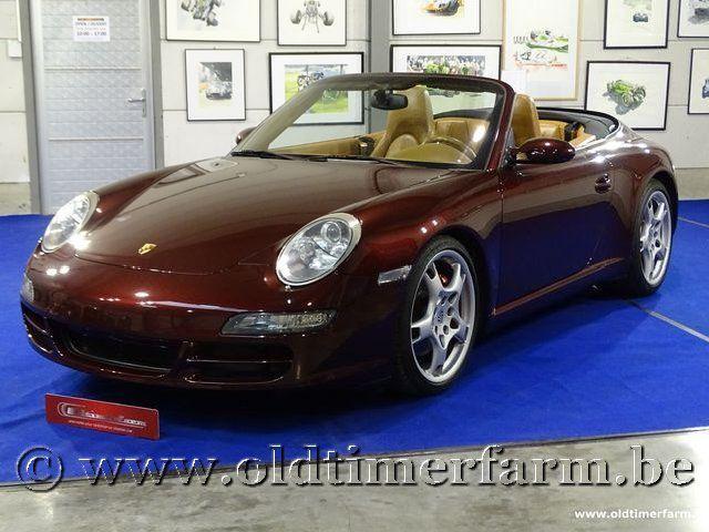 Porsche 911-997 C2S Convertible 2005 (2005)
