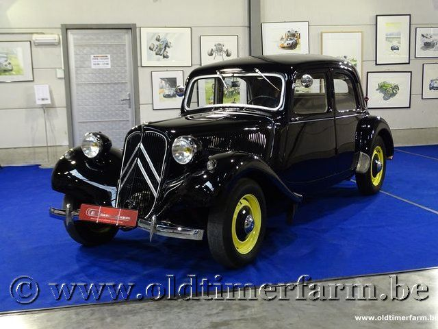 Citroën Traction 11BL Légère '53