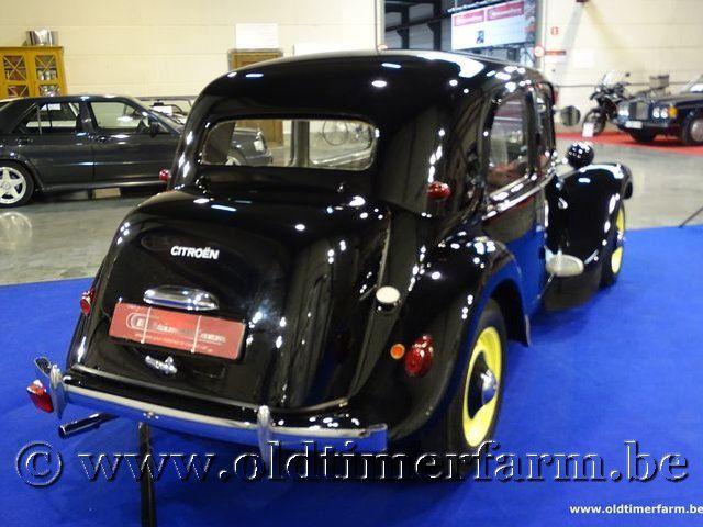 Citroën Traction 11BL Légère