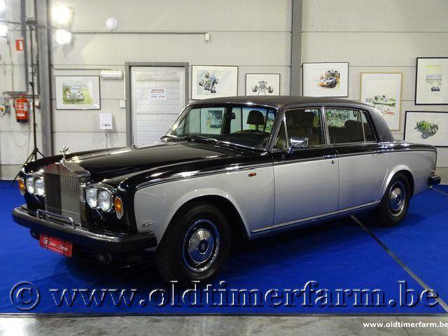 Rolls Royce Silver  Wraith II '80