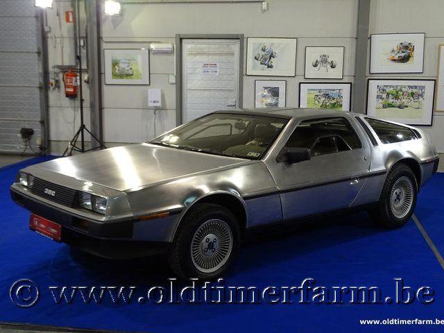 DeLorean DMC 12 '81 ch4562